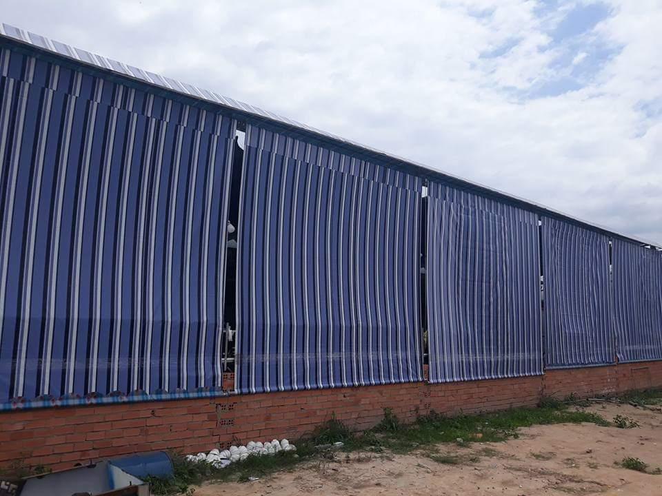 Lắp đặt mái che di động, mái bạt xếp, mái bạt kéo, bạt lùa di động tại TP HCM