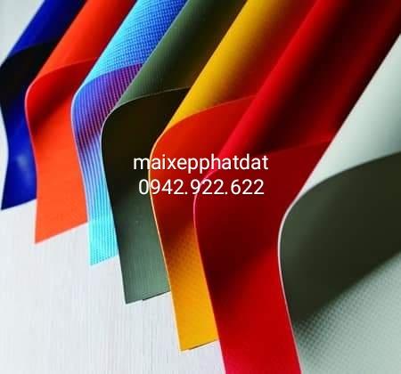 Mua bán vãi bạt cung cấp linh kiện mái xếp mái bạt kéo di động