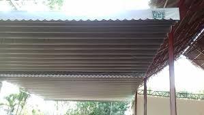 Lắp đặt mái che di động, mái bạt xếp, mái bạt lùa kéo sóng tại TPlai châu