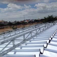 Lắp đặt mái che di động, mái bạt xếp, mái bạt lùa kéo sóng tại TP rạch giá kiên giang