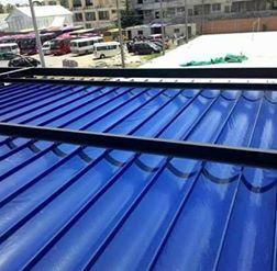 Lắp đặt mái che di động, mái bạt xếp, mái bạt lùa kéo sóng tại quận 10