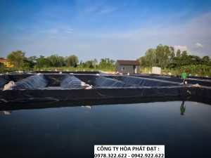 Bảng Giá Bạt Phủ Lót Ao Hồ Nuôi Thủy Sản, Bạt HPDE Chống Thấm Nước